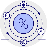 Great FX rates icon