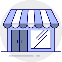 Marketplace sellers icon