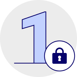 Secure a rate icon